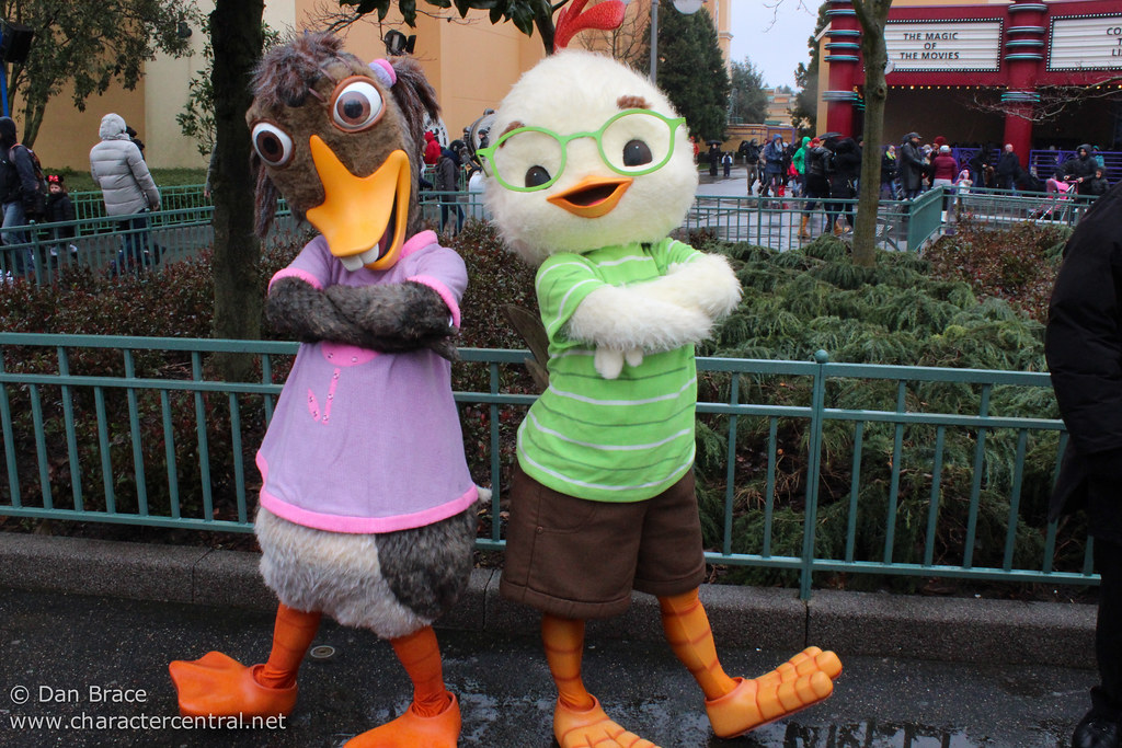 Valentines And Rare Character Weekend At Disneyland Paris