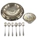 2092. American Sterling Silver Tableware