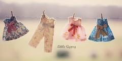 (*Joyful Girl ♥ Gypsy Heart *) Tags: japanese linen cotton dresses update romper latiyellow doublegauze littlegypsy