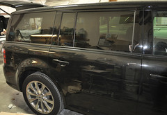 "2012 Ford Flex With Suicide Doors • <a style=""font-size:0.8em;"" href=""http://www.flickr.com/photos/85572005@N00/8499075160/"" target=""_blank"">View on Flickr</a>"