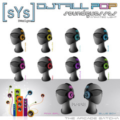 [sYs] DJTALL POP Soundglasses - The Arcade Gatcha Event ([sYs]-Design) Tags: music dj avatar secondlife future sound tune sounds futuristic cyber sys gacha thearcade gatcha djtall syanecisse systicisse sysdesign soundglasses