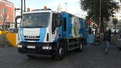 2012 IVECO Eurocargo 150E22 (BVarolFotografia) Tags: istanbul iveco 2012 karaky beyolu meydan eurocargo p belediye 150e22