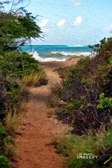 0226 IMG_1276x (JRmanNn) Tags: nature photoshop hawaii artistic barberspoint pixelbender