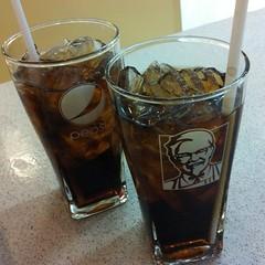 Pepsi @ KFC | เคเอฟซี บิ๊กซีหางดง