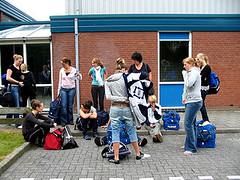 D2 en MA1 naar Texel sept.2007 065