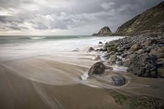 Point Mugu (Lee Sie) Tags: ocean california sea sky seascape beach water clouds coast seaside sand marine rocks surf waves pacific tide coastal oceanfront