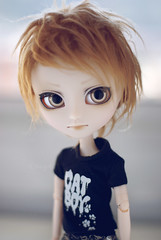 Shaun. (neys.) Tags: red cute male doll wig mao neko haired maomao isul nekoneko