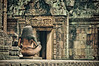 Banteay Srei, Cambodia (violinconcertono3) Tags: religious temple asia cambodia buddhism carvings davidhenderson angkortemples staes londonphotographer 19sixty3