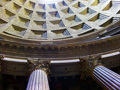 italy rome art beauty architecture ruins pantheon antica