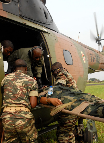 Central African nations find common ground in CASEVAC Training
