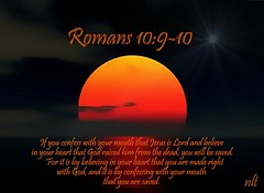 Romans 10:9-10 nlt (Bob Smerecki) Tags: life love church true rock stone easter born high truth heaven king christ god spirit brother father ghost religion jesus lord christian mount holy moses again olives lamb bible judge alive commandments messiah risen salvation abba sanctuary prayers tabernacle nations sabbath blessed romans redeemer almighty sins scriptures passover nlt faithful everlasting slain forgive baptised crucified preist apostle forgiven 10910 deciples reserection strongtower