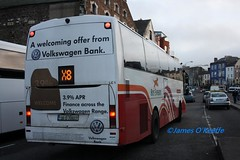 Bus Eireann LC1 (08D70603). (James O Keeffe) Tags: bus station volkswagen march place cork parnell daf lc1 axial eireann vdl 2013 berkhof sb4000 08d70603