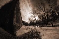 Rempart (Atreides59) Tags: neige snow lille citadelle pentax kr pentaxart atreides atreides59 cedriclafrance blackwhite blackandwhite bw mono monochrome noir blanc noiretblanc