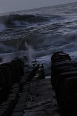 Atlantic city 295 (M.J.H. photography) Tags: ocean cold pier newjersey dock waves atlanticcity atlanticocean