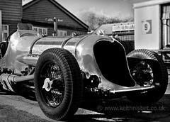 Napier Railton (Keith Nisbet) Tags: blackandwhite cars vintagecar racing vehicles racingcars brooklands vintageracing historicvehicles napierrailton brooklandsmuseum worldcars