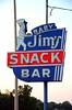 Baby Jim's (podolux) Tags: signs sign restaurant virginia neon culpeper roadtrip drivein va neonsign roadside roadsideamerica 2009 snackbar neonsigns driveinrestaurant d40 nikond40 june2009 culpepercounty