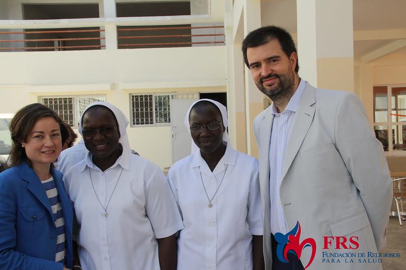 Inauguración de la Petite Maison en Senegal