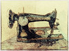 Singer sewing machine (jesuscm) Tags: old singer classical sewingmachine antiquity photopainting photomix maquinadecoser antiguedad clásica tatot jesuscm magicunicornmasterpiece creativephotocafe