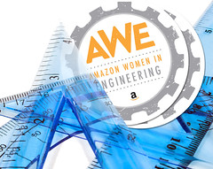 AWE Amazon Women in Engineering (teamstickergiant) Tags: school white macro lines architecture pencil project circle design student construction graphics education sticker hand designer drawing geometry fingers perspective engineering graph science line architect study planning technical learning physics mathematics lesson draw transparent straight homework elevation teach ruler engineer schematics measuring profession blueprints construct measurements subtract constructor ortographic