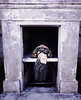 The Resting Place (Cameron John Sarradet) Tags: flowers cemetery grave hair death grey gray sarahannloreth cameronsarradet