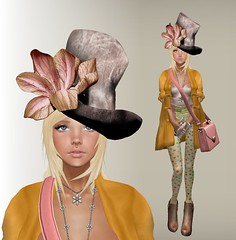 LOTD 28th March (+Cocoro+) Tags: fashion mg secondlife shi fd mayfly lode tsg ison candymountain handverk rawhouse {loveme} toaoyama