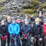 121104 Lake District Via Ferrata 2