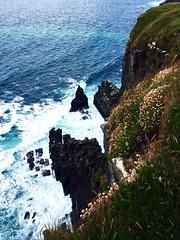 (Ruby L9) Tags: cliffs sea ocean coast seaside shore waves landscape