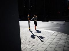 (blazedelacroix) Tags: street waiting stockholm sony rx100 july summer blazedelacroix