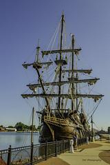 El Galeon Andalucia (TAC.Photography) Tags: sailing sails masts tallships rigging saginawriver sailingvessel spanishgalleon elgaleonandalucia tallships2016 baycitymichigantallships oceantallship