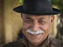Les Iraniens (moustachus) (Helvetic Wanderlust) Tags: iran em5 kerman olympus omd persia travel