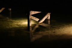 All too revealing light (Marianna Gabrielyan) Tags: light night reflection water miami florida