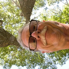 under the trees 326/365 (Eric.Ray) Tags: canon digital 365 selfie portrait square 326365 365days