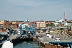 Trelleborg_linkspan (Mol_PMB) Tags: malmo berlin sleeper train ferry sassnitz trelleborg