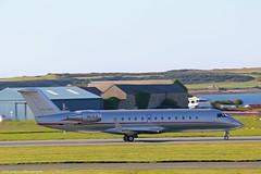 VistaJet Challenger 850 9H-ILZ at Isle of Man EGNS 26/08/16 (IOM Aviation Photography) Tags: vistajet challenger 850 9hilv isle man egns 260816