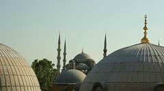 Istanbul, Trkiye #1 (nemesis,) Tags: canon 550d turkey turkiye istanbul mosquee sultanhamet ayasofya view window trip travel traveling backpacker backpacking summer interrail