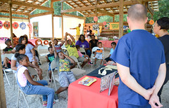 Resourceful_Communities_Sandhills_Heritage_Family_Association_2016_NC_(c)_Olivia_Jackson_12 (Resourceful Communities) Tags: children class dentistry discussion education farm food fresh fruit groups learning local market northcarolina organic outdoors produce programs sandhills springlake summer volunteers youth