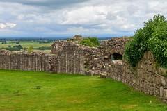 On the inside of the outer bailey wall of Beeston Castle (neilsimpson515) Tags: beestoncastle cheshireplain englishheritage nikon nikond800e nikon80400 landscape outdoors nikon2470