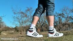 Adidas Top Ten Hi [2010] (foto 35) (HomoZapas) Tags: homozapas zapatillas sneakers baskets adidas deportivas zapas topten toptenhi tenis zapatillasdeportivas shoes turnschuhe scarpe chaussures кроссовки espadrilles calcetines socks chaussettes socken