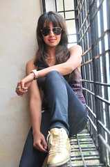 South Actress SANJJANAA Photos Set-10 (21)