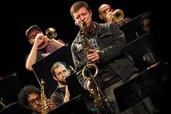Nelson Ayres Big Band (caiopetronio) Tags: olympus omd em1 live music bigband sax saxophone jazz bossa nova bossanova nelsonayres