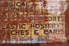 Elastic Hosiery (jschumacher) Tags: virginia petersburg petersburgvirginia ghostsign