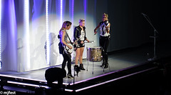 Dixie Chicks (MJfest) Tags: louisiana neworleans neworleansarena nola concert countrymusic music smoothiekingcenter dixiechicks unitedstates us fav10
