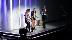 Dixie Chicks (MJfest) Tags: louisiana neworleans neworleansarena nola concert countrymusic music smoothiekingcenter dixiechicks unitedstates us fav10