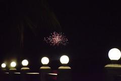DSC_2826 (deepaks1629) Tags: fireworks resorts lights bulb beautiful nature amazing womnderful india kerala wow southindia water backwaters night dark reflection