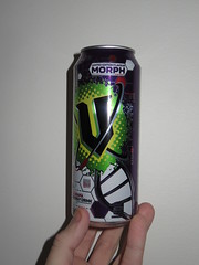 V Energy Limited Edition Flavour 'Morph' - Generic Design (RS 1990) Tags: venergy drink can aluminium morph generic design australia august 2016 dna adelaide southaustralia thursday 25th