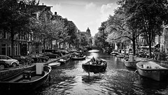 City Of Freedom (Anna Kwa) Tags: amsterdam canal river boats netherlands europe annakwa nikon afsnikkor24120mmf4gedvr my dreams courage always city freedom travel world seeing heart soul earth throughmylens round memories