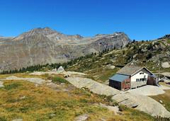 Rifugio Jervis (anto_gal) Tags: piemonte valle orco ivrea torino rifugio jervis piano nel 2016 ceresole montagna gran paradiso parco trekking escursione escursionismo pngp