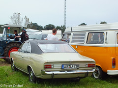 Opel Commodore (peterolthof) Tags: neurhede 1011092016 peter olthof peterolthof