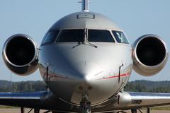 VistaJet 9H-ILA, OSL ENGM Gardermoen (Inger Bjrndal Foss) Tags: 9hila vistajet bombardier challanger osl engm norway gardermoen