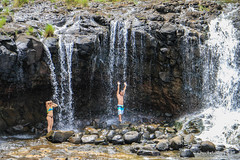 Secret Beach 2016 (13 of 24) (Chuck 55) Tags: secretbeach waterfalls beach pools kauai hawaii